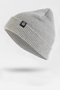 Neff Serge Fold Beanie - Grey Heather