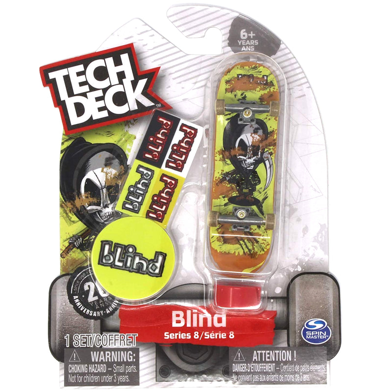 Series 8 Grim Reaper Blind Tech Deck