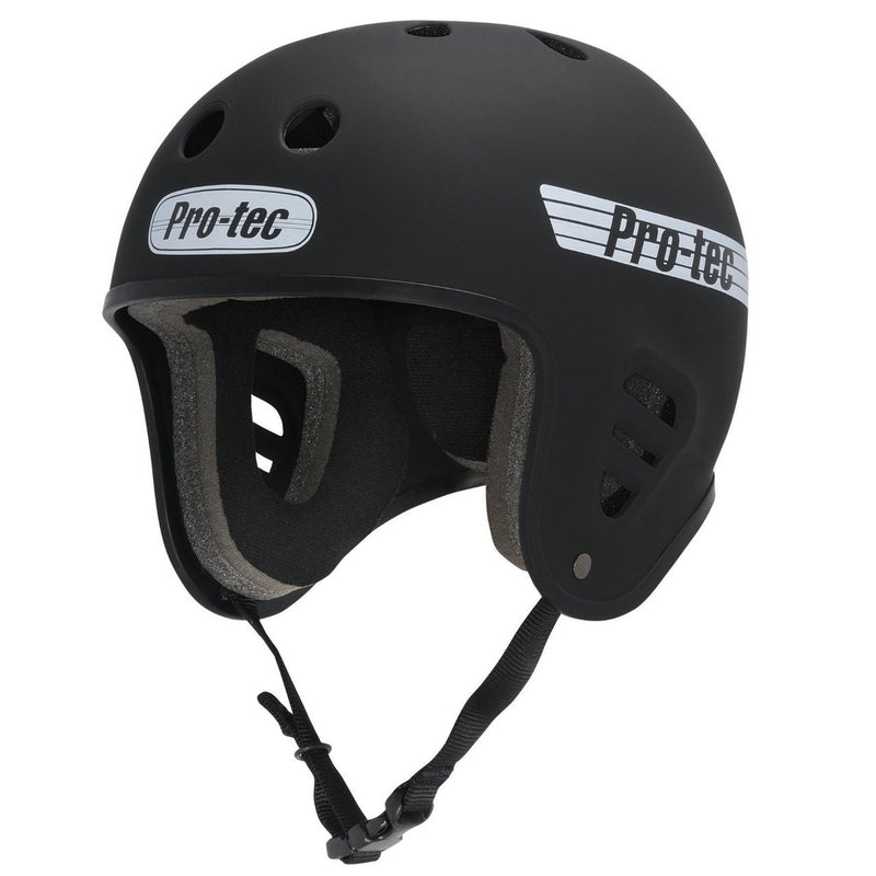 Pro-Tec Original Full Cut Helmet- Rubber/Black