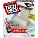 P.F.K Skate Support Tech Deck Build-A-Park World Tour Ramp Set with Deck