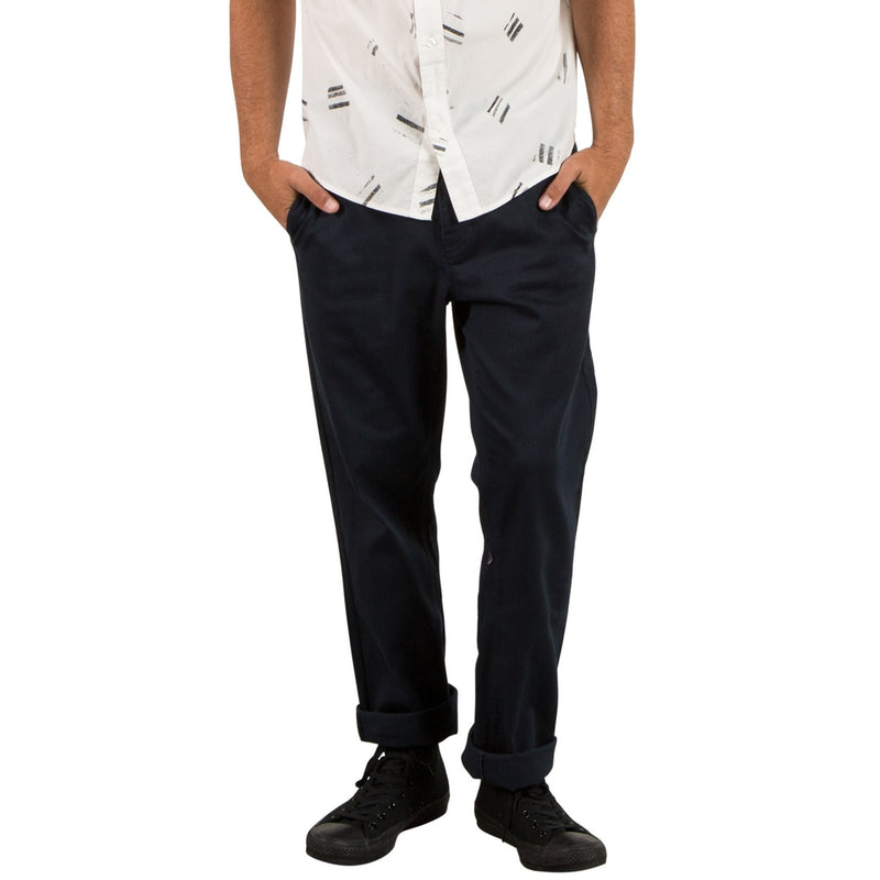 Volcom Frickin Regular Chino Pants - Navy