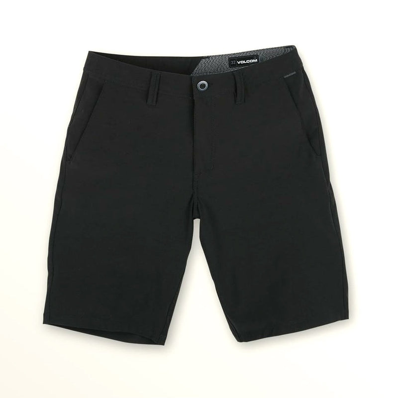 Volcom Frickin Surf N' Turf Static Hybrid short - Black Out