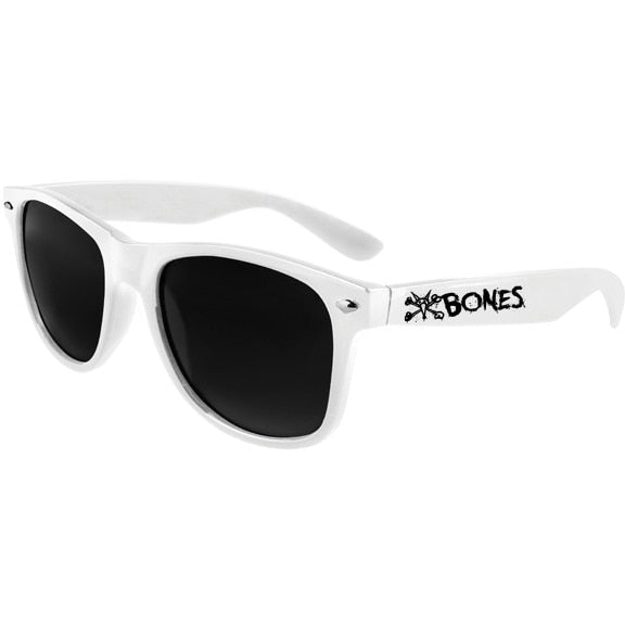 Bones Vato Sunglasses - White