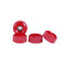 Red Abstract Conical Fingerboard Wheels