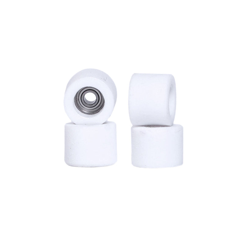 White Extra Mini Abstract Fingerboard Wheels