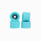 Abstract 105A Mini Conical Urethane Fingerboard Wheels - Teal