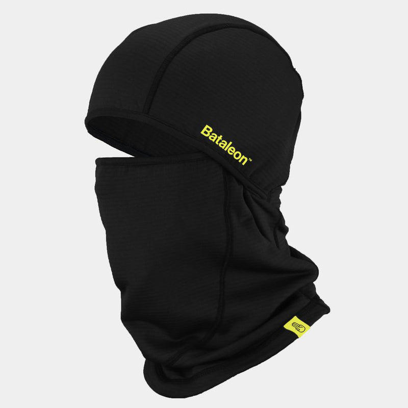 Black Bataleon two-way Snowboard Facemask