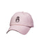 Bataleon 6-Panel Dad Hat - Light Pink
