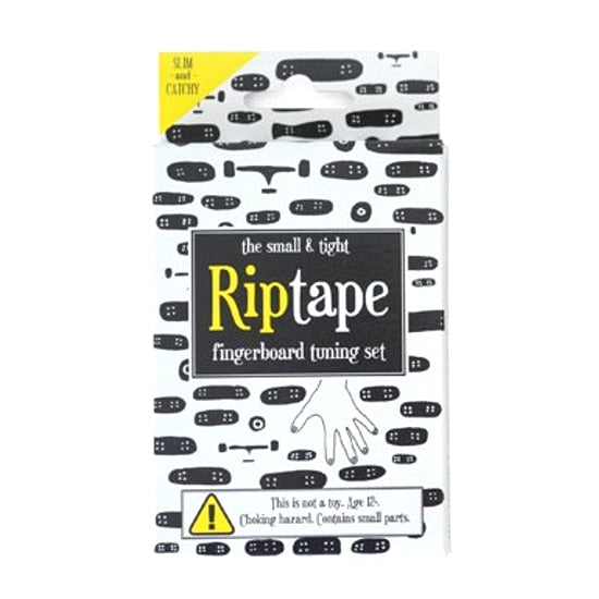 RipTape Slim and Catchy Uncut Fingerboard Grip (Set of 3)