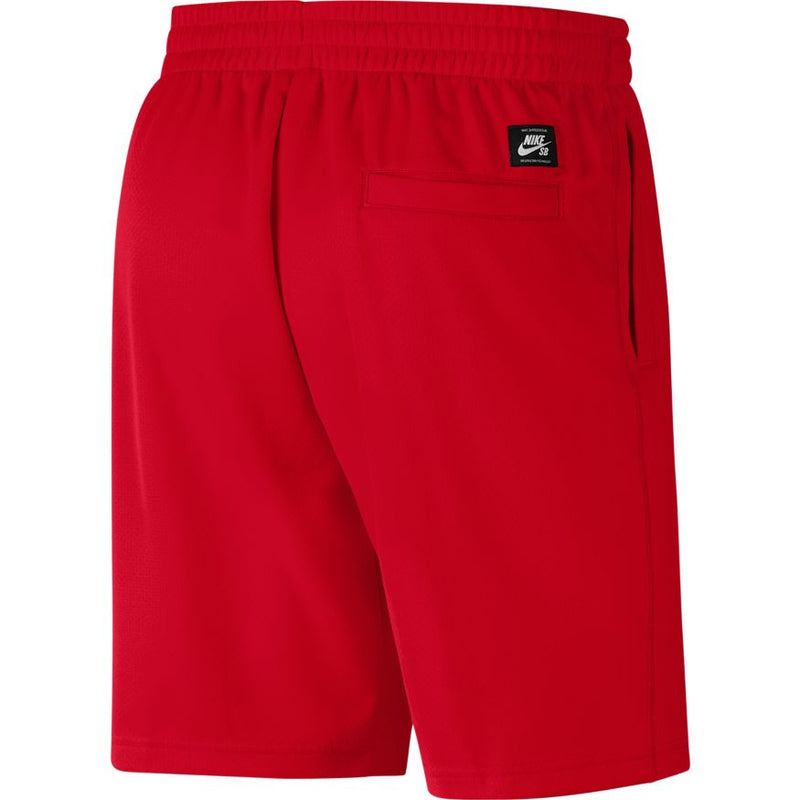 University Red/White Nike SB Sunday Short Back