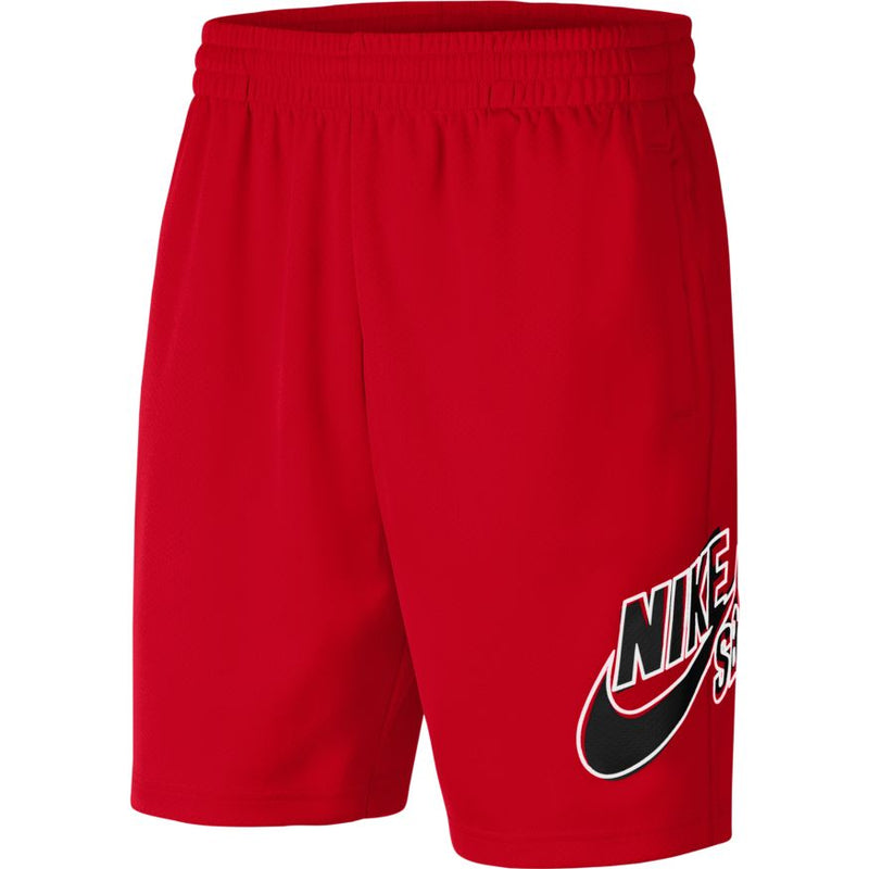 University Red/White Nike SB Sunday Short