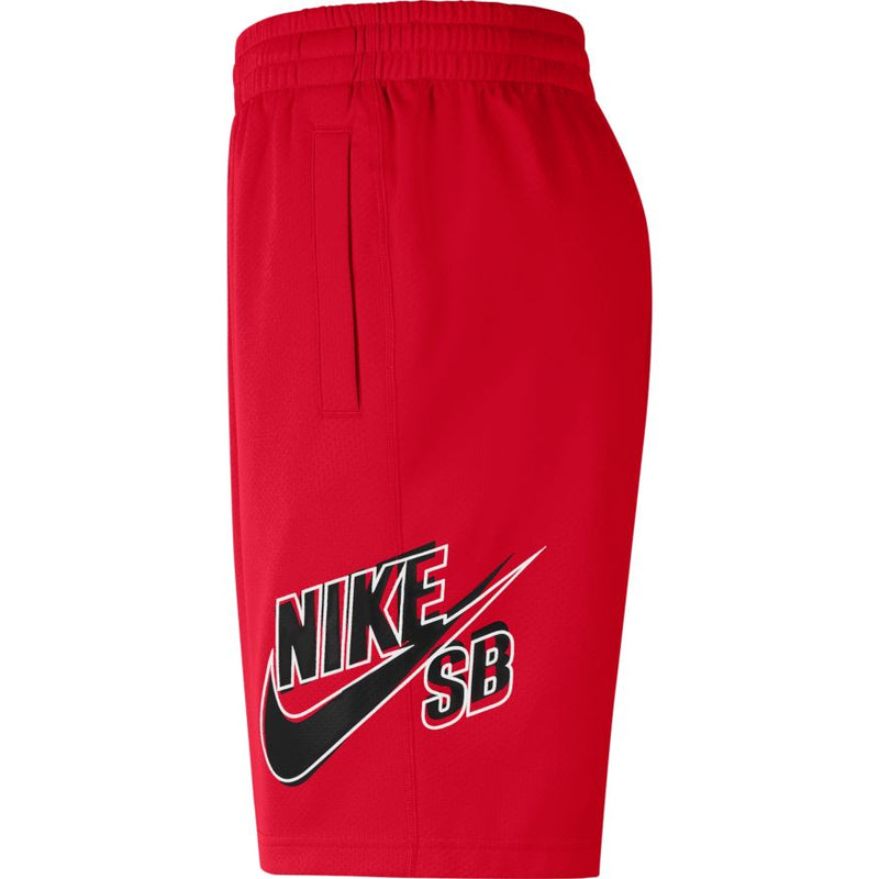 University Red/White Nike SB Sunday Short Side