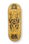 Yellow Ruben Young 7Ply Blackriver Fingerboard Deck