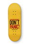 Don't Panic 7-Ply Blackriver Fingerboard Deck
