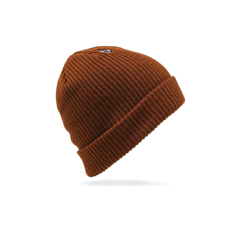 Volcom Full Stone Beanie - Rust Brown