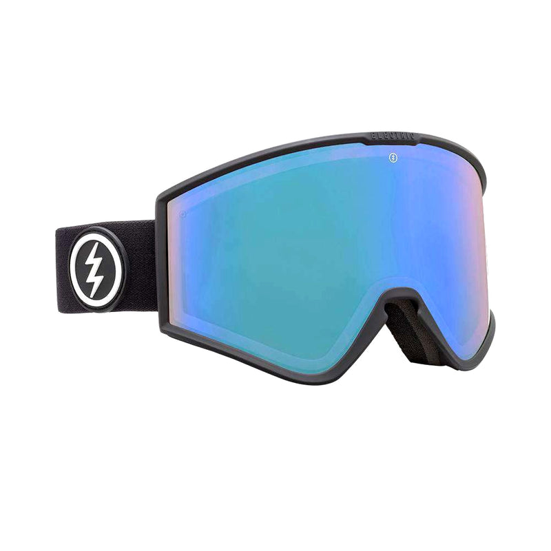 Elecrtic Photochromic Kleveland+ Snowboard Goggles - Matte Black/Photochromic Blue