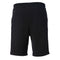 Black Exodus Optical Sweatshorts Back