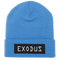 Exodus Optical Watch Beanie - Light Blue