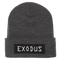 Exodus Optical Watch Beanie - Dark Grey