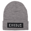 Exodus Optical Watch Beanie - Heather Grey