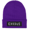 Exodus Optical Watch Beanie - Purple