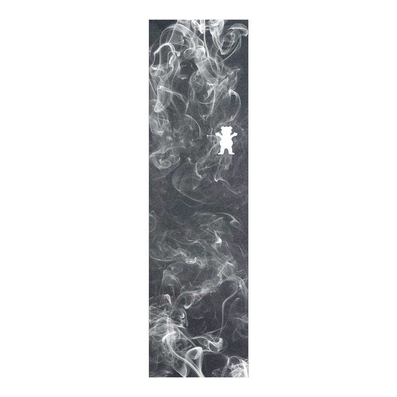 Grizzly Smoke Cutout Grip Tape