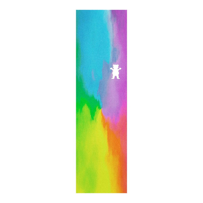 Grizzly Water TieDye Cutout Grip Tape