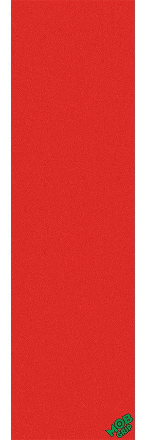 MOB Colors Skateboard Grip Tape - Red