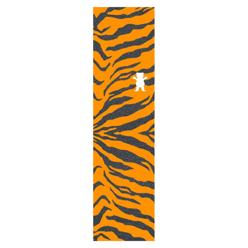 Tiger King OG Bear Cut Out Grizzly Skateboard Grip Tape