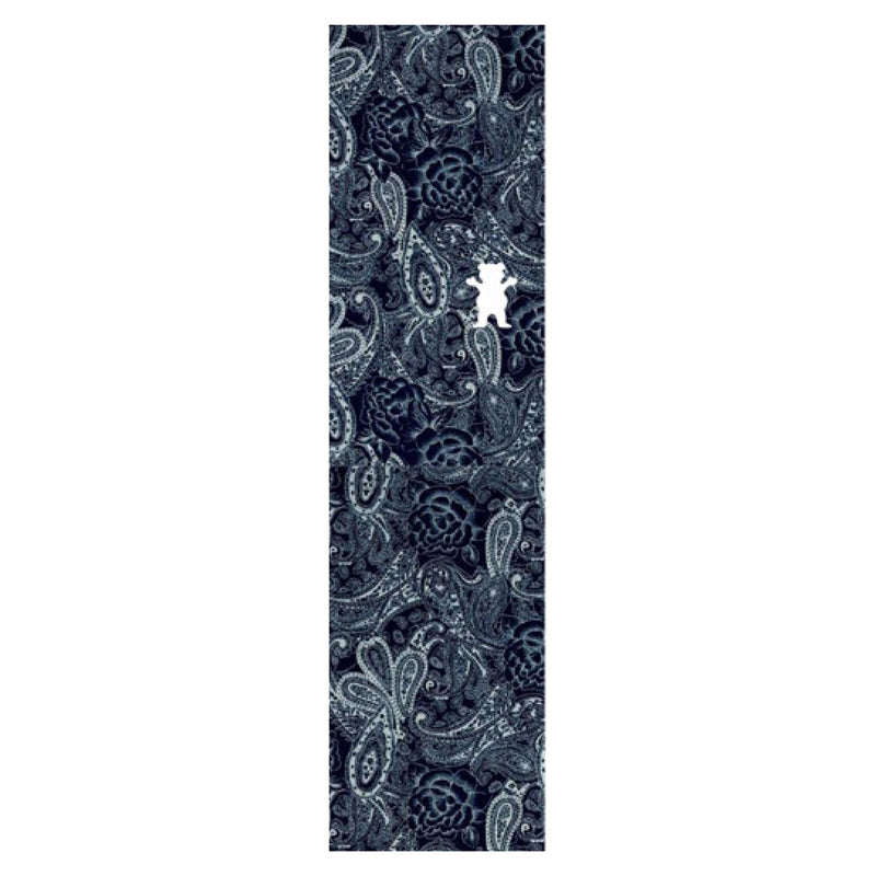 Paisley OG Beat Cut Out Grizzly Skateboard Grip tape