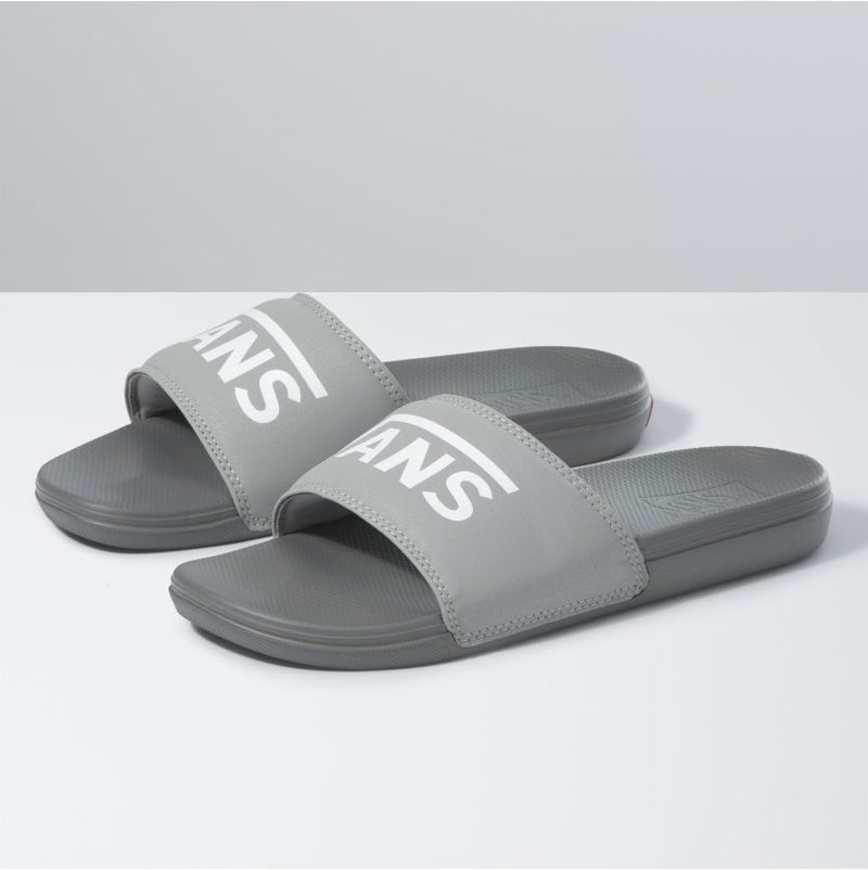 Drizzle Grey La Costa Vans Slide On