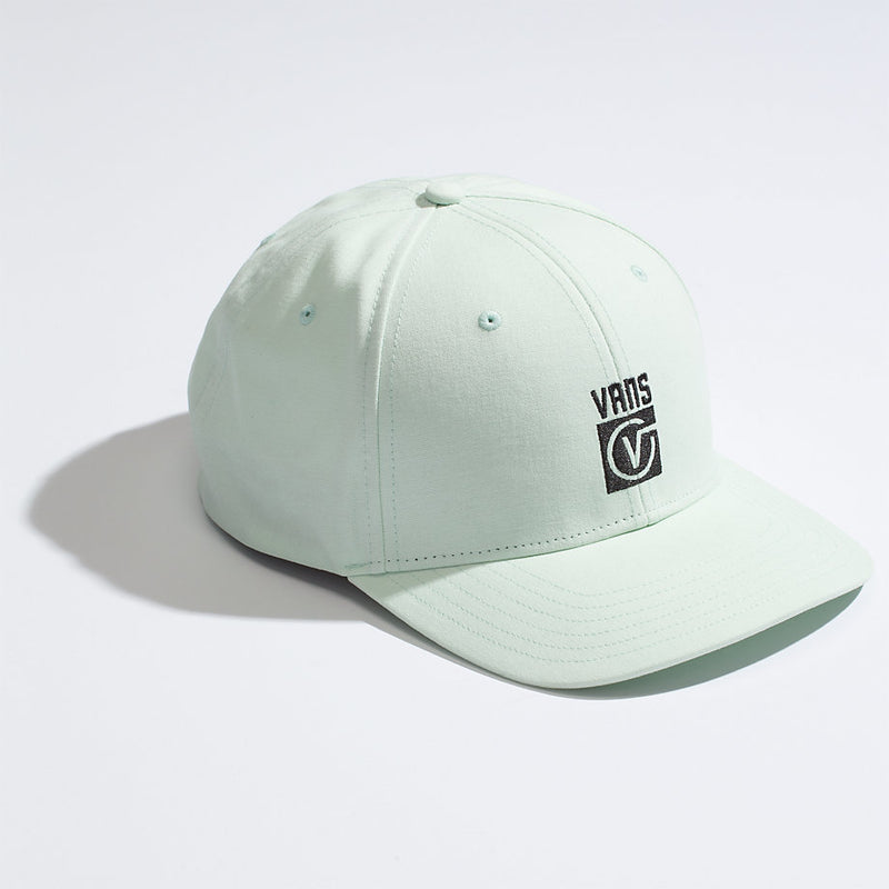 Vans Worldwide Curved Bill Jockey Hat - Ambrosia