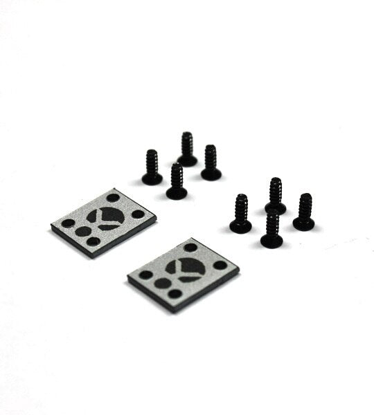 Yellowood 0.8mm Riser Pad Set
