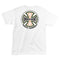 White Converge Independent Trucks T-Shirt Back