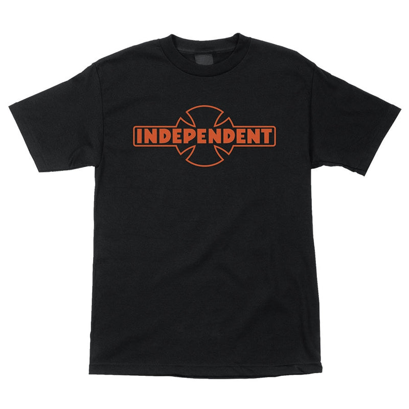 Independent OG Logo Regular Tee - Black