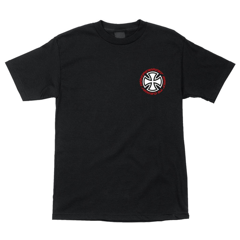 Independent Speed Kills Regular Tee - Black
