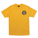 Gold Split Cross Independent Trucks T-Shirt