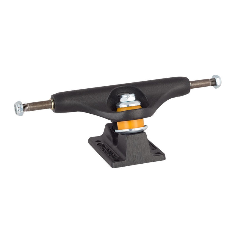 Independent Stage 11 Flat Black 4 Cross Standard Skateboard trucks