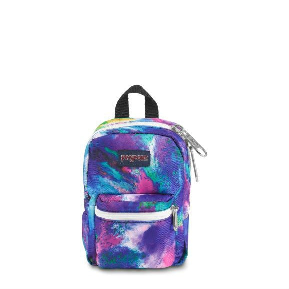 Jansport LIL Break Miniature Backpack - Tie Dye Bomb