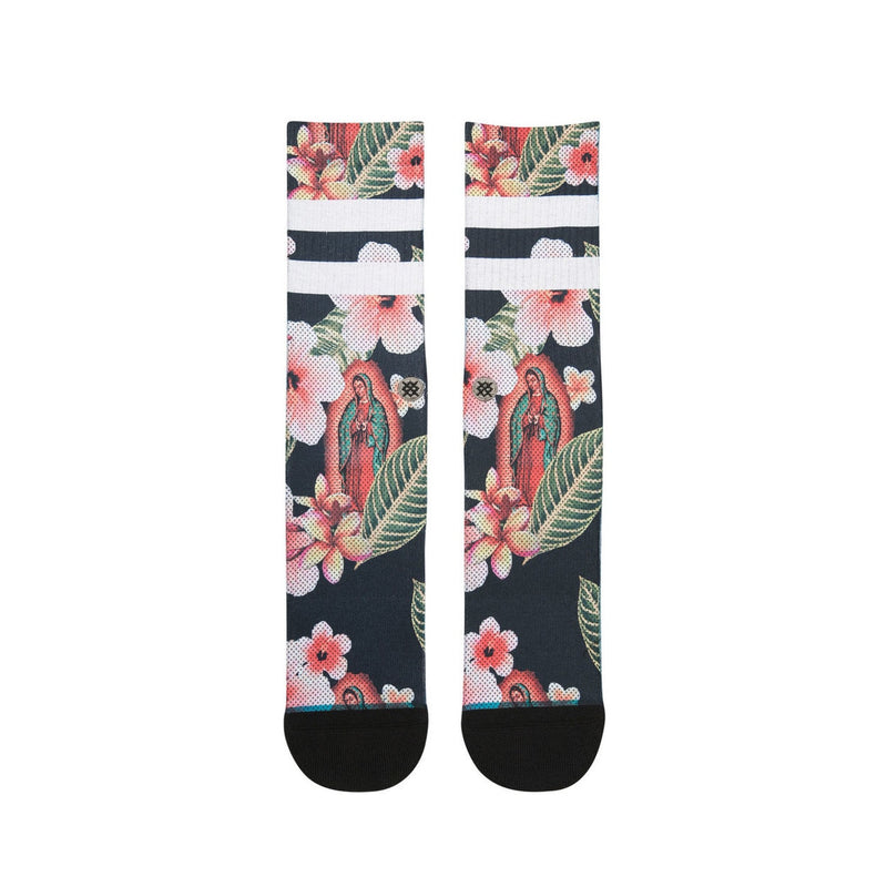 Stance Madre De Aloha Socks - Black