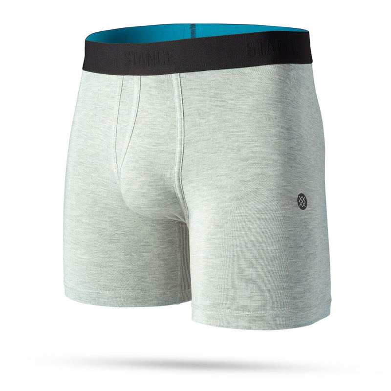 Heather Grey Butter Blend Staple ST Stance Boxers