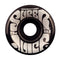 78a Black Translucent Mini Super Juice OJ Skateboard Wheels