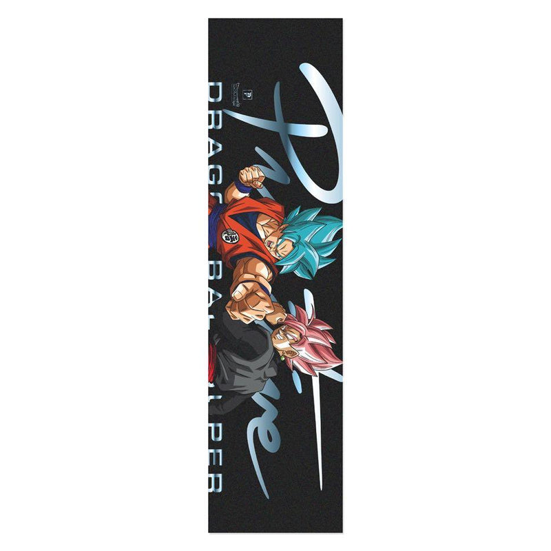 Goku Versus Primitive Dragon Ball Super Skateboard Grip Tape