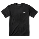 Primitive Arch Pennant Lightweight Tee - Heather Black