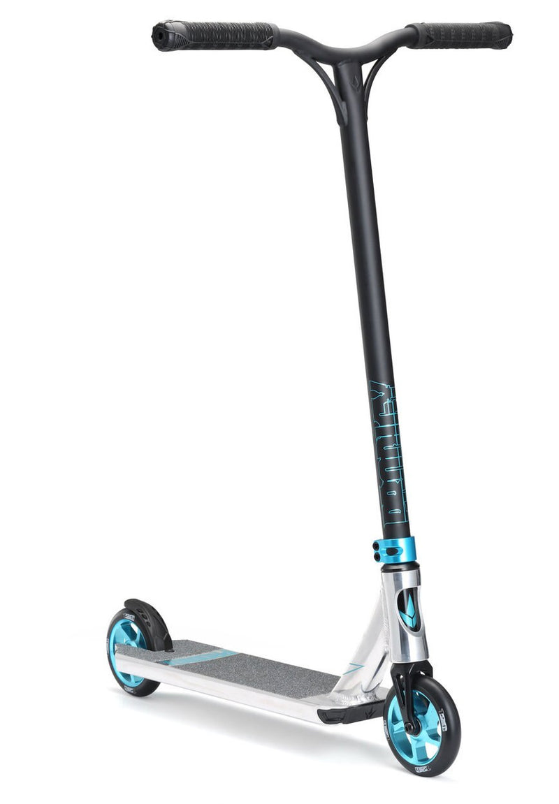 Envy 2017 Prodigy S5 Complete Scooter - Polished/Teal