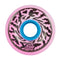 Pink Transparent Swirly 78a Slime Balls Cruiser Wheels