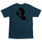 Cool Blue Contra Hand Santa Cruz T-Shirt back