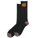 Black Cruz Santa Cruz Youth Socks