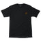 Glow Dot Santa Cruz Skateboards T-Shirt