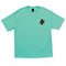Celadon Glow Dot Santa Cruz Skateboards T-Shirt